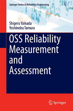 Tamura, Yoshinobu - OSS Reliability Measurement and Assessment, ebook