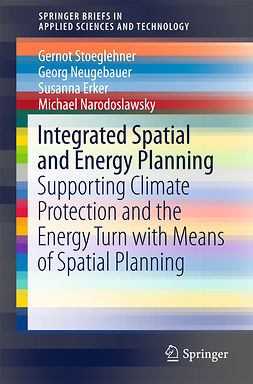 Erker, Susanna - Integrated Spatial and Energy Planning, ebook