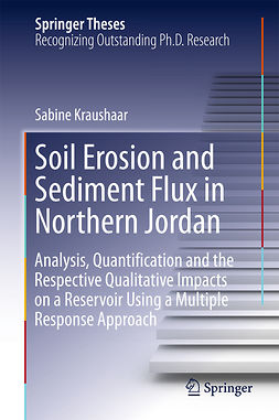 Kraushaar, Sabine - Soil Erosion and Sediment Flux in Northern Jordan, ebook