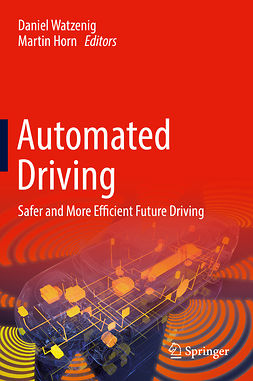 Horn, Martin - Automated Driving, ebook