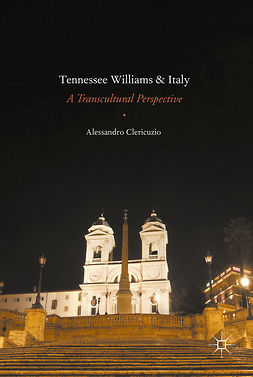 Clericuzio, Alessandro - Tennessee Williams and Italy, ebook