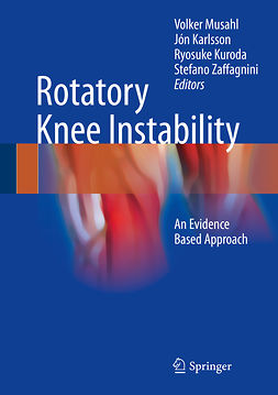 Karlsson, Jón - Rotatory Knee Instability, ebook