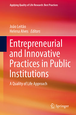 Alves, Helena - Entrepreneurial and Innovative Practices in Public Institutions, ebook