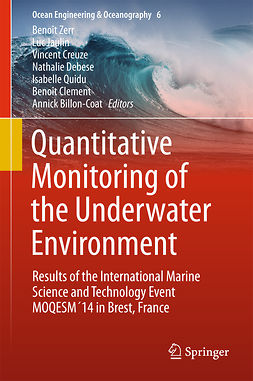 Billon-Coat, Annick - Quantitative Monitoring of the Underwater Environment, ebook