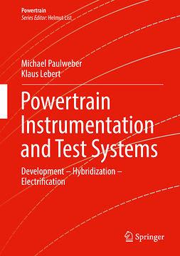 Lebert, Klaus - Powertrain Instrumentation and Test Systems, ebook