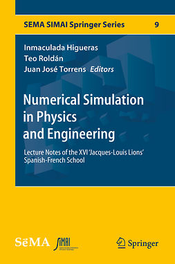 Higueras, Inmaculada - Numerical Simulation in Physics and Engineering, ebook