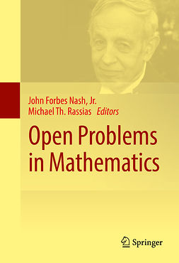 Jr., John Forbes Nash, - Open Problems in Mathematics, ebook