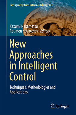 Kountchev, Roumen - New Approaches in Intelligent Control, e-bok
