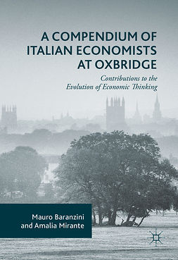 Baranzini, Mauro - A Compendium of Italian Economists at Oxbridge, ebook