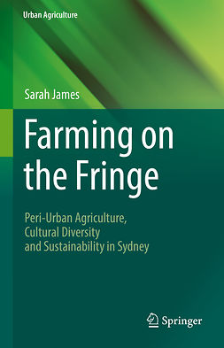 James, Sarah - Farming on the Fringe, ebook
