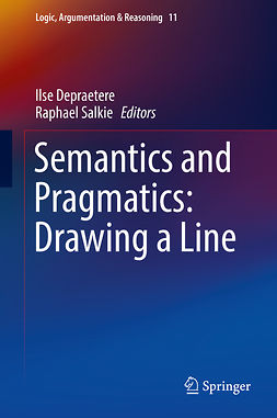 Depraetere, Ilse - Semantics and Pragmatics: Drawing a Line, e-kirja