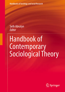 Abrutyn, Seth - Handbook of Contemporary Sociological Theory, e-kirja