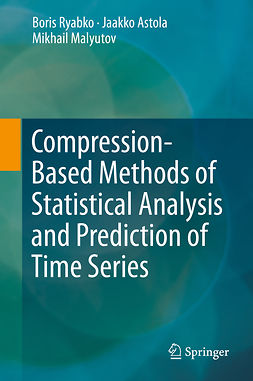 Astola, Jaakko - Compression-Based Methods of Statistical Analysis and Prediction of Time Series, ebook