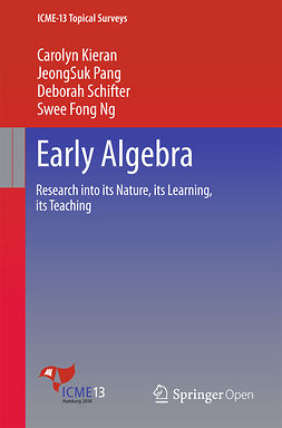 Kieran, Carolyn - Early Algebra, ebook