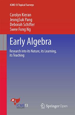 Kieran, Carolyn - Early Algebra, ebook