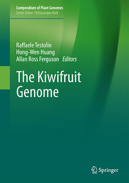 Ferguson, Allan Ross - The Kiwifruit Genome, ebook