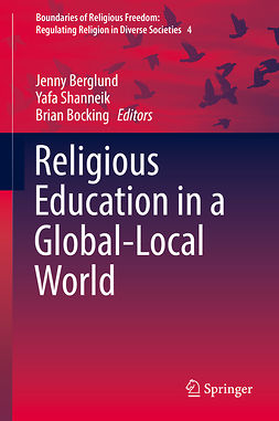 Berglund, Jenny - Religious Education in a Global-Local World, e-bok