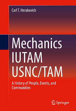 Herakovich, Carl T. - Mechanics IUTAM USNC/TAM, ebook