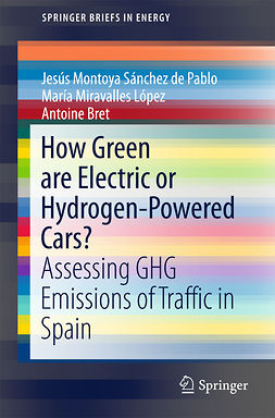 Bret, Antoine - How Green are Electric or Hydrogen-Powered Cars?, ebook