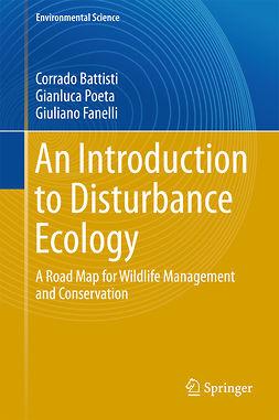 Battisti, Corrado - An Introduction to Disturbance Ecology, ebook