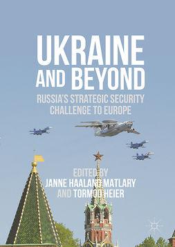 Heier, Tormod - Ukraine and Beyond, e-bok