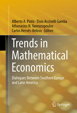 Gamba, Elvio Accinelli - Trends in Mathematical Economics, ebook