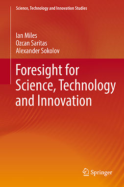 Miles, Ian - Foresight for Science, Technology and Innovation, ebook