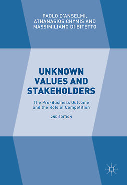 Bitetto, Massimiliano Di - Unknown Values and Stakeholders, ebook