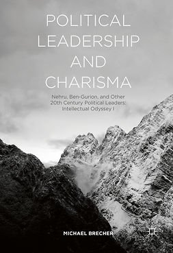 Brecher, Michael - Political Leadership and Charisma, ebook