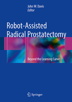 Davis, John W. - Robot-Assisted Radical Prostatectomy, e-kirja