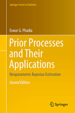 Phadia, Eswar G. - Prior Processes and Their Applications, ebook