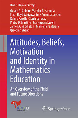 Goldin, Gerald A - Attitudes, Beliefs, Motivation and Identity in Mathematics Education, e-bok