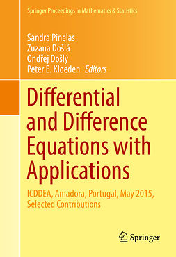 Došlá, Zuzana - Differential and Difference Equations with Applications, e-kirja
