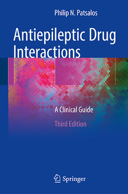 Patsalos, Philip N. - Antiepileptic Drug Interactions, ebook