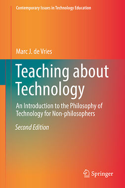 Vries, Marc J. de - Teaching about Technology, ebook