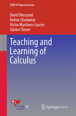 Bressoud, David - Teaching and Learning of Calculus, ebook