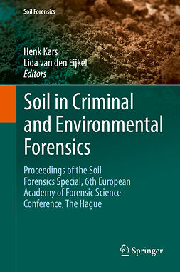 Eijkel, Lida van den - Soil in Criminal and Environmental Forensics, ebook