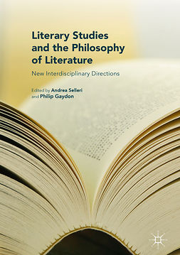 Gaydon, Philip - Literary Studies and the Philosophy of Literature, e-kirja