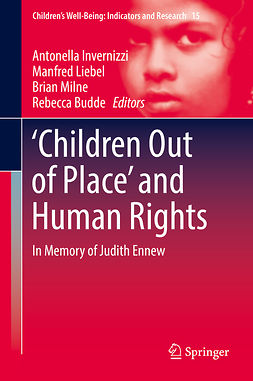Budde, Rebecca - 'Children Out of Place' and Human Rights, e-bok