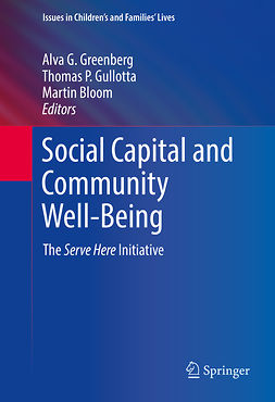 Bloom, Martin - Social Capital and Community Well-Being, ebook