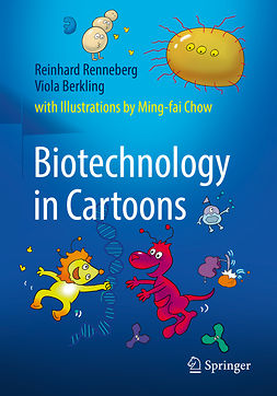 Berkling, Viola - Biotechnology in Cartoons, ebook