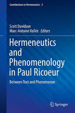 Davidson, Scott - Hermeneutics and Phenomenology in Paul Ricoeur, ebook