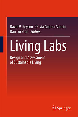 Guerra-Santin, Olivia - Living Labs, ebook