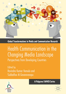 Gavaravarapu, SubbaRao M - Health Communication in the Changing Media Landscape, e-bok
