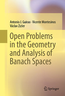Guirao, Antonio J. - Open Problems in the Geometry and Analysis of Banach Spaces, e-bok
