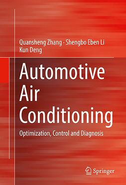 Deng, Kun - Automotive Air Conditioning, ebook