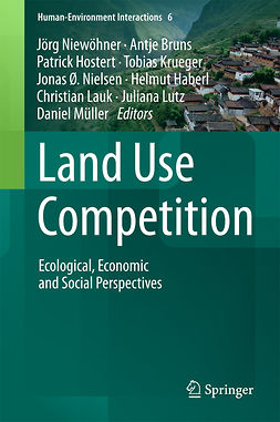 Bruns, Antje - Land Use Competition, ebook