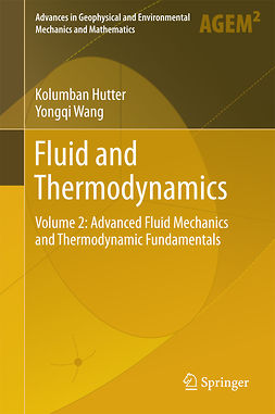 Hutter, Kolumban - Fluid and Thermodynamics, ebook