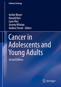 Barr, Ronald - Cancer in Adolescents and Young Adults, e-bok
