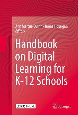 Hourigan, Tríona - Handbook on Digital Learning for K-12 Schools, e-bok